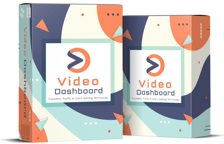 Video Dashboard™ Review – Demo, Special Launch Offer + Huge Bonus
