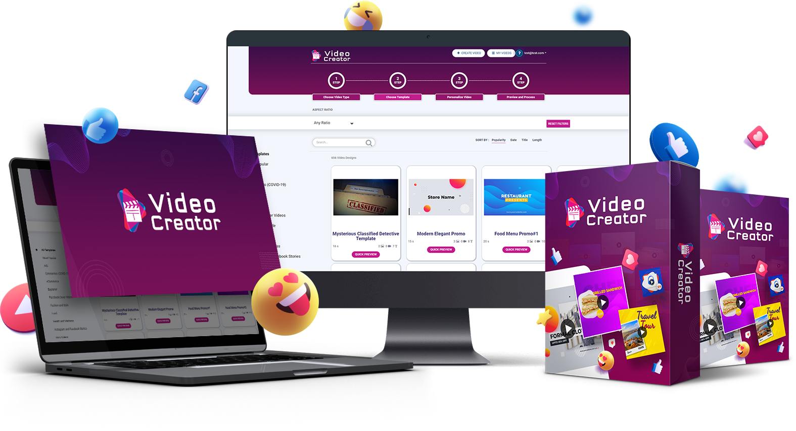 videocreator review s